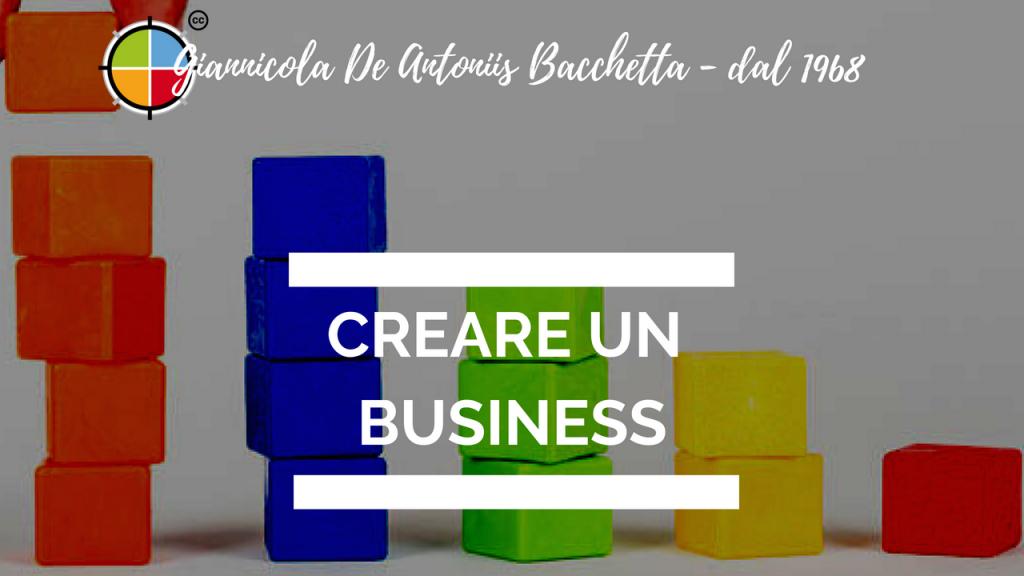 creare un business